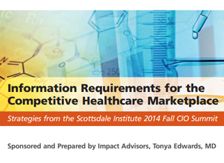 2014 CIO Summit report cover