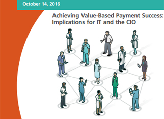 2016 CIO Fall Summit report cover