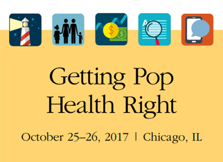 2017 Pop Health Summit report cover