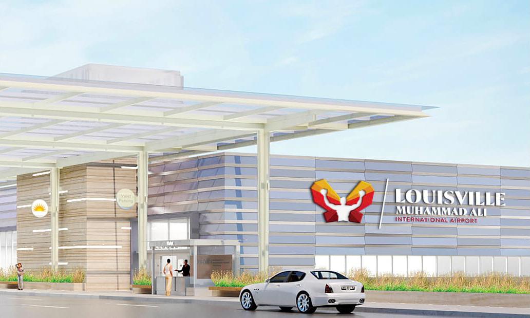 SDF | Louisville Muhammad Ali International Airport
