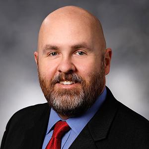 Scott D. Dresen, MBA, FACHE, FHIMSS