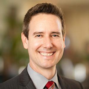 Brett MacLaren of Providence St. Joseph Health