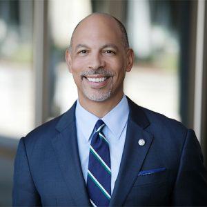 Eugene A. Woods, MBA, MHA, FACHE